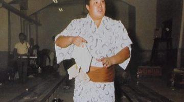 北の富士 浴衣